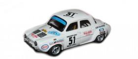 Montage EHL43 Renault Dauphine Proto Georges Queron n°51 Michel Pignard/Christine Giganot Critérium des Cévennes 1971