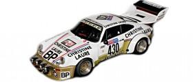 Montage EHL43 Porsche Carrera RSR 3.0 n°430 Almeras Guy Frequelin/Jacques Delaval Tour de France Auto 1976