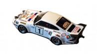Montage EHL43 Decals SRD 43 Créations Porsche Carrera 3L n°1 Bernard Beguin/T.Bonnet Vainqueur Critérium des Cévennes 1976