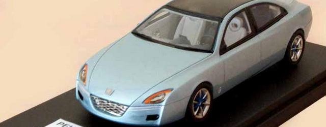 Exclusivité CAMP Club Autos Miniatures Peugeot Peugeot Nautilus http://www.campeugeot.fr/