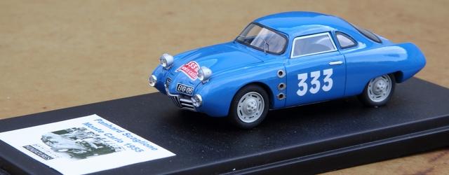 Panhard Scaglione Monte Carlo 1955