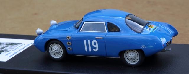 Panhard Scaglione Tour Auto 1956